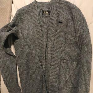 All Saints Sweaters - Grey All Saints cardigan